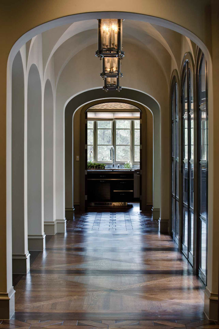Platinum-Series-Homes-by-Mark-Molthan-LUXE Showhome-hallway