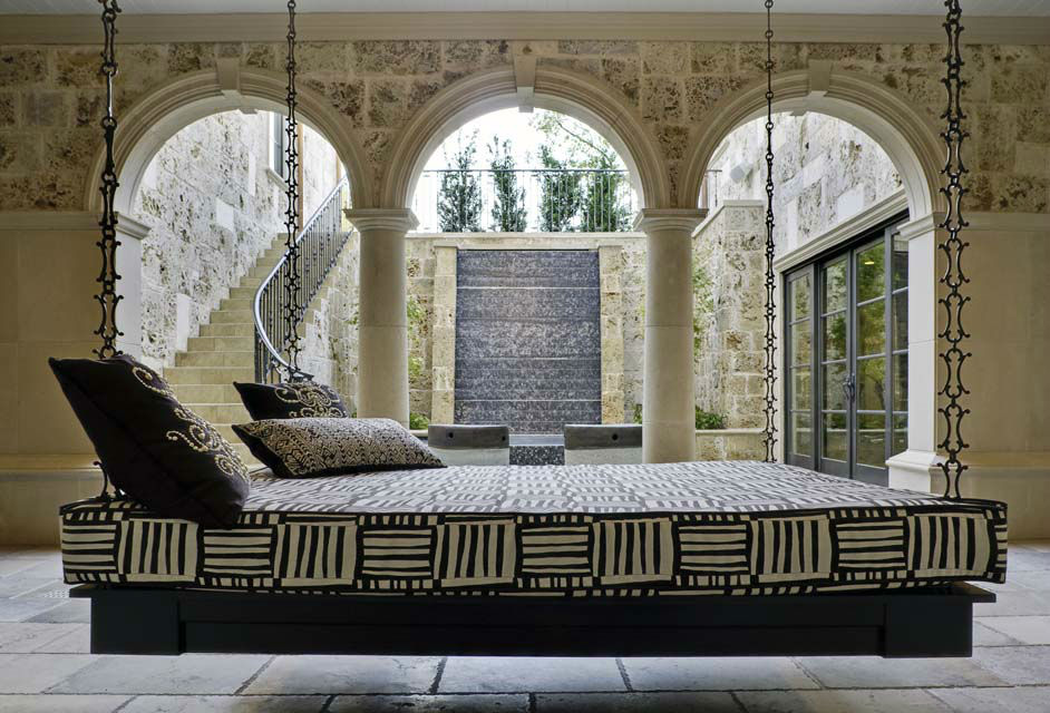 Platinum-Series-Homes-by-Mark-Molthan-LUXE Showhome-hanging Bed