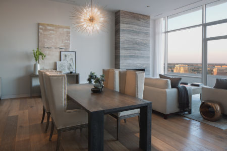 Dining Room - Platinum Homes by Mark Molthan