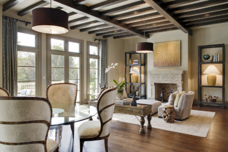 Living Room - Platinum Homes by Mark Molthan