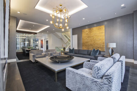 Living Room - Platinum Homes Mark Molthan