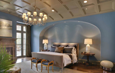 Platinum-Series-Homes-by-Mark-Molthan-LUXE Showhome-master Bed