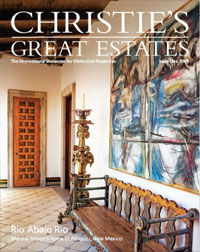 Christies Great Estates Magizine - Platinum Series Homes by Mark Molthan