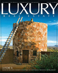 Luxury Real Estate Magazine - Platinum Series Homes by Mark Molthan