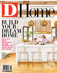 D-HOME MAGAZINE - Platinum Homes by Mark Molthan