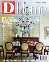 D-HOME MAGAZINE - Platinum Series Homes by Mark Molthan