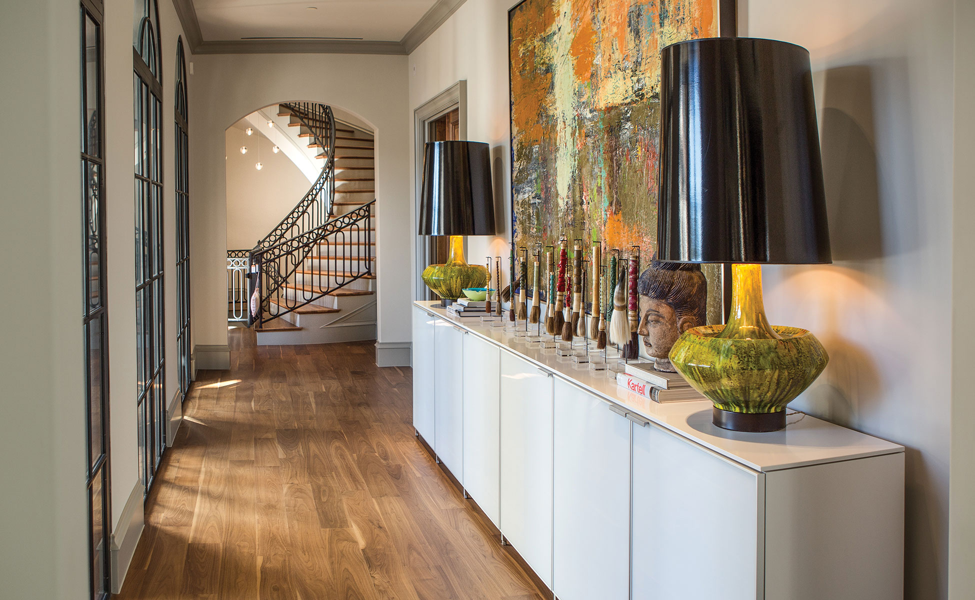 ENTRY ROOMS - Platinum Series Homes by Mark Molthan
